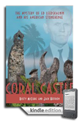 Coral Castle now on Amazon Kindle Edition